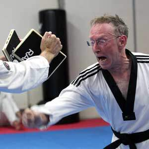 Martial arts Halifax - age no barrier